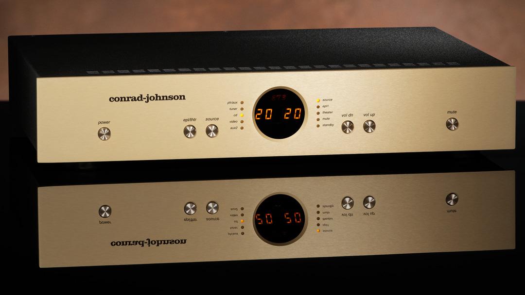 conrad-johnson ET3/ET3SE Vacuum Tube Preamplifier