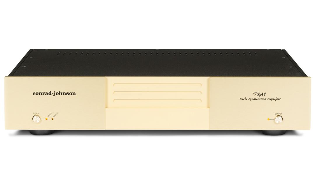 conrad-johnson TEA1 Series 2 phono preamplifier