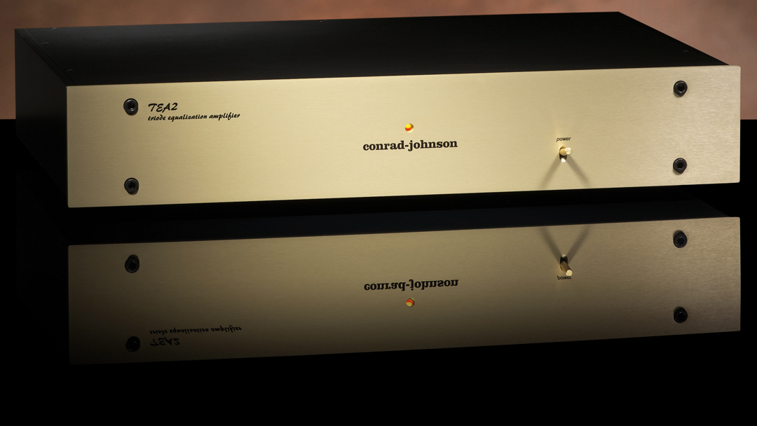 conrad-johnson TEA2 vacuum-tube phono stage