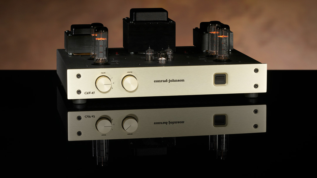 conrad-johnson CAV45 Control Amplifier