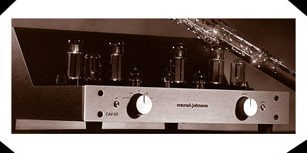 conrad-johnson CAV50 Vacuum Tube Amplifier