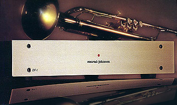EF-1 Solid State Phono-Equalization Preamplifier