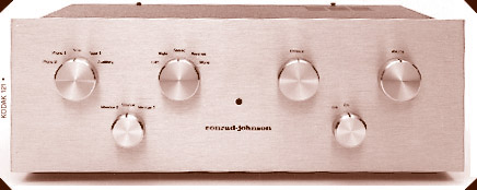 conrad-johnson PV1 preamplifier