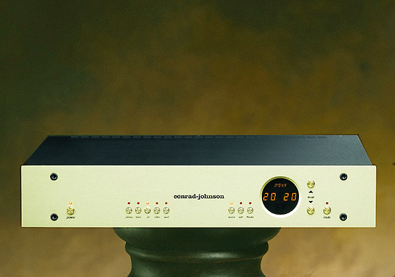 conrad-johnson PV15 Preamplifier