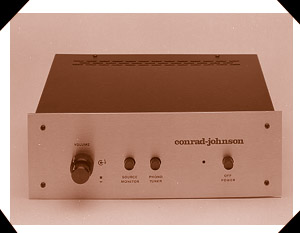 conrad-johnson PV3 Preamplifier