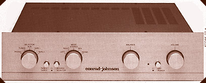 conrad-johnson PV5 Preamplifier