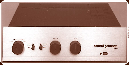 conrad-johnson PV6 Preamplifier