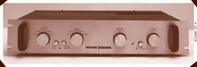 conrad-johnson PV8 Preamplifier