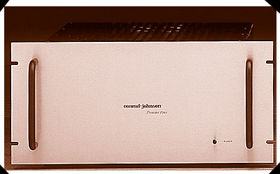 conrad-johnson Premier Four Vacuum Tube Power Amplifier
