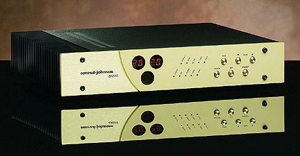 conrad-johnson ca200 control amplifier