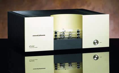 conrad-johnson et250s amplifier