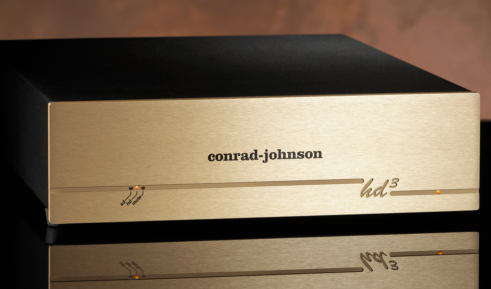 conrad-johnson hd3 USB DAC
