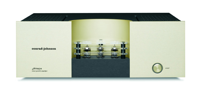 conrad-johnson lp140m amplifier
