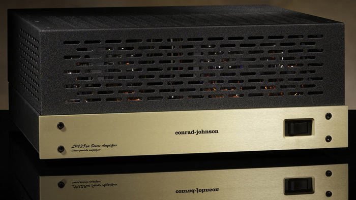 conrad-johnson LP125M amplifier