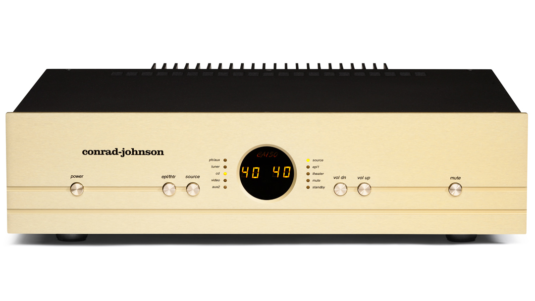 conrad-johnson CA150 Solid State Control Amplifier