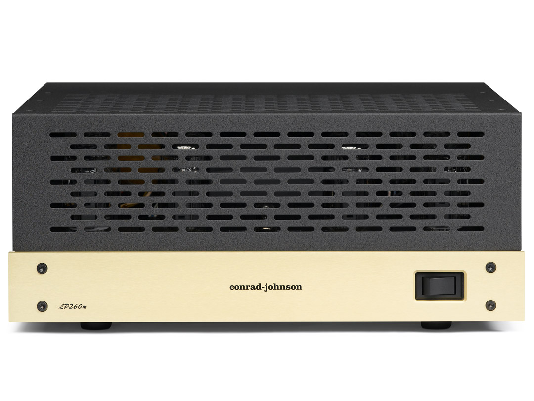 conrad-johnson lp260M amplifier