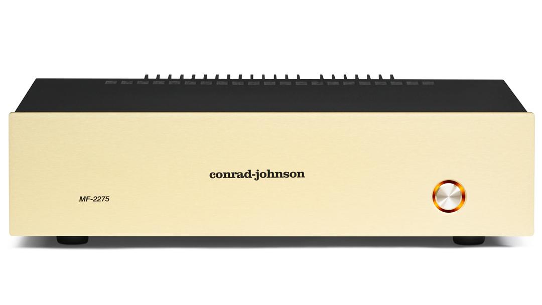 conrad-johnson MF 2275 Solid State Amplifier 1080 16-9