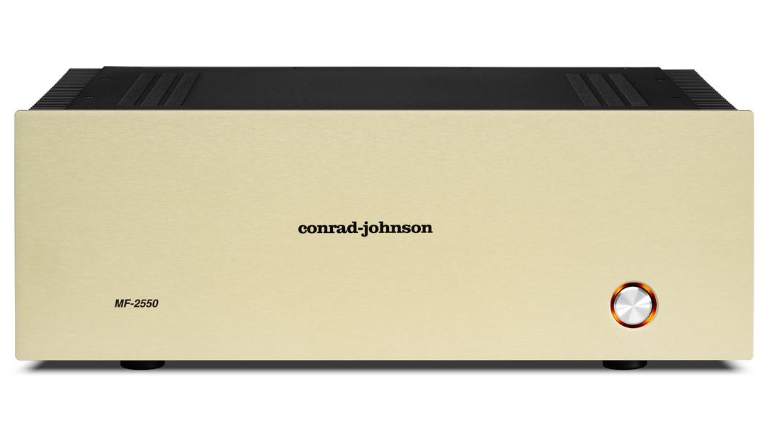 conrad-johnson MF 2550 Solid State Amplifier 1080 16-9