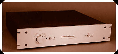Conrad Johnson Premier 9 Vacuum Tube DAC