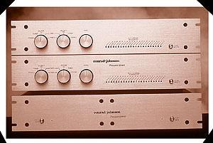 Premier Seven Vacuum Tube Pre-Amplifier