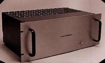 conrad-johnson MV52 Vacuum Tube Power Amplifier