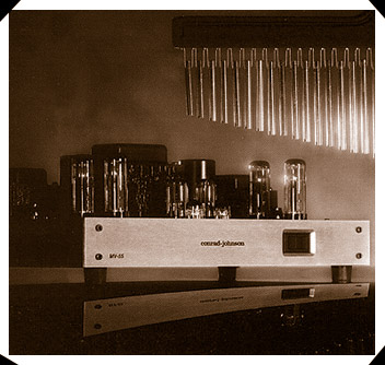 conrad-johnson MV55 Vacuum Tube Power Amplifier