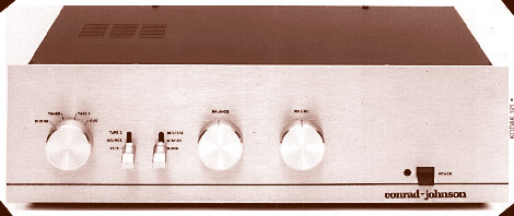 conrad-johnson PV2 Preamplifier
