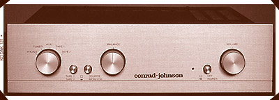 conrad-johnson PV7 Preamplifier