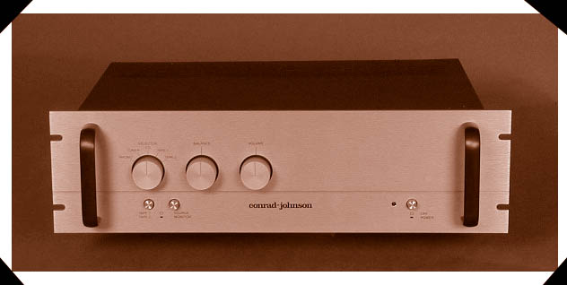 conrad-johnson PV9 Preamplifier