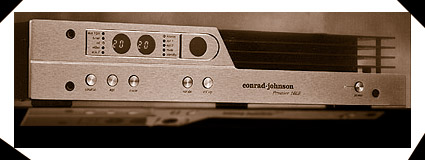 conrad-johnson Premier Sixteen LS Remote Controlled Line-Stage Vacuum Tube Pre-Amplifier