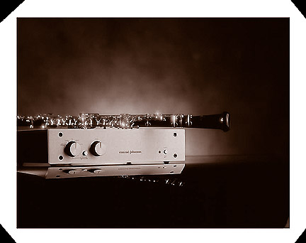 conrad-johnson pv10b preamplifier
