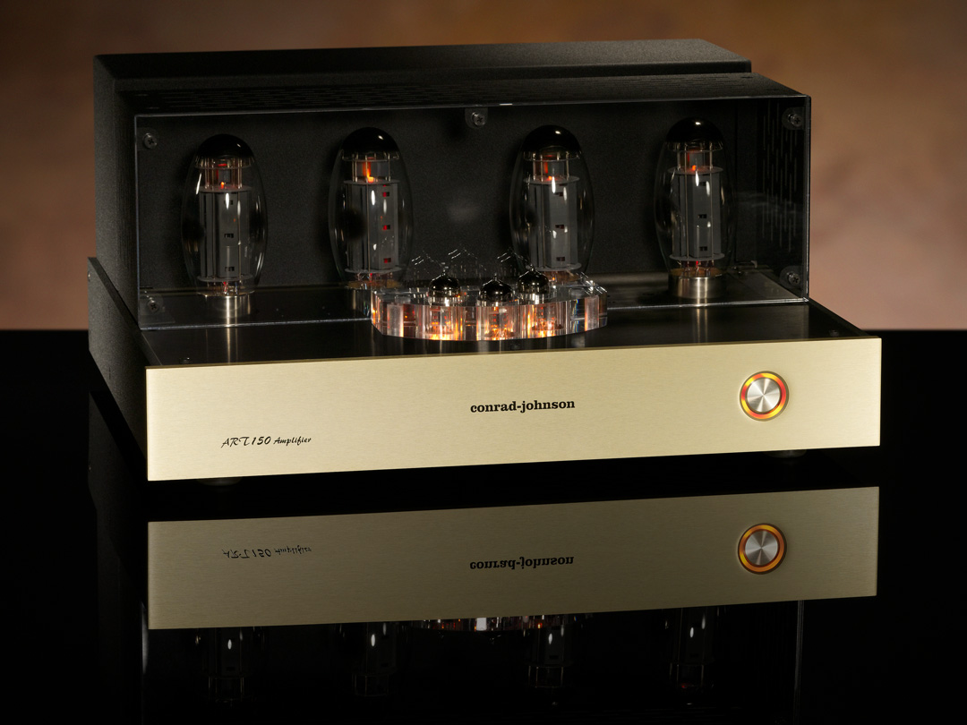 conrad-johnson ART150 amplifier