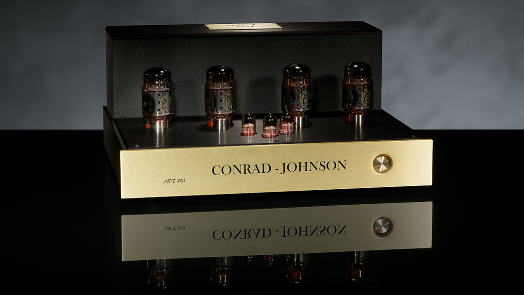 conrad-johnson ART 27A amplifier