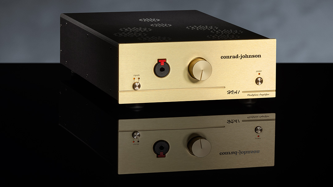 conrad-johnson HVA-1 headphone amplifier