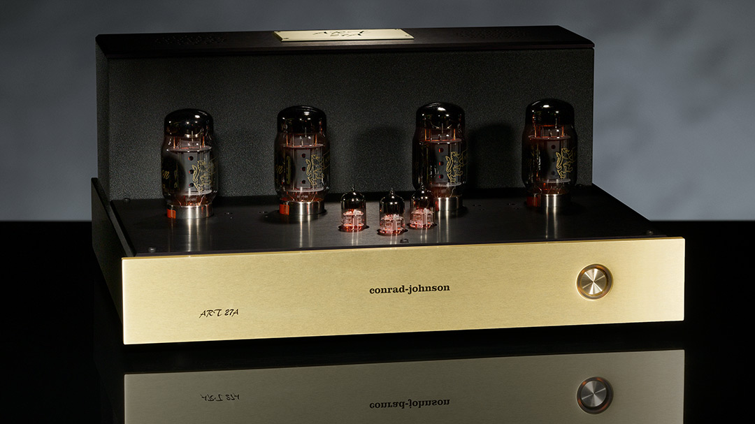 conrad-johnson ART 27A amplifier beauty 169