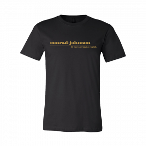 conrad-johnson t-shirt